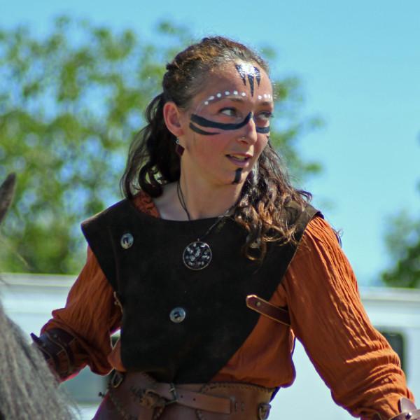 Dame Freya